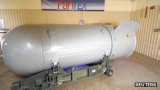 Bom hạt nhân của Hoa Kỳ