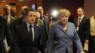 مذاکرات رهبران حوزه یورو