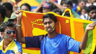 श्रीलंकाई क्रिकेट समर्थक