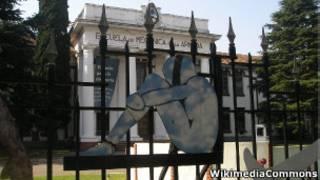 Escola Superior da Marinha, Buenos Aires. WikimediaCommons