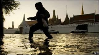 Lũ lụt ở Bangkok