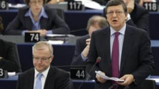 رئيس المفوضية الأوروبية، جوسي مانويل باروسو