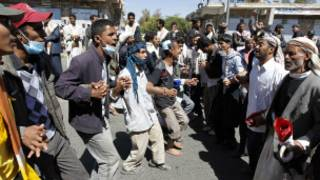 احتجاجات اليمن
