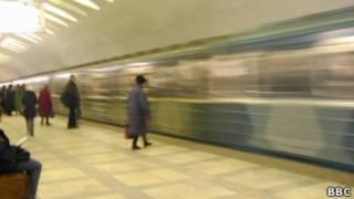 Станция московского метро