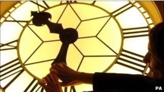 समय मापने का तरीक़ा