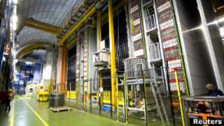 Лаборатория ЦЕРНа