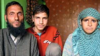 कश्मीर के जेल में बंद बच्चे हदस के शिकार