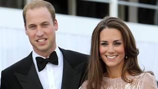 Принц Уильям жубайы Кейт  менен