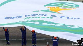 Preparativos Brasil 2014