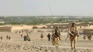 قوات حلف الأطلسي في أفغانستان