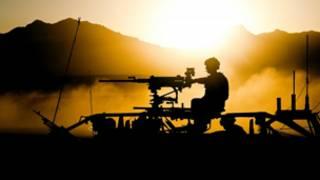 अफगानिस्तान में अमरीकी सेनाएं