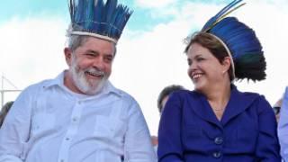 Lula e Dilma. Roberto Stucker/PR