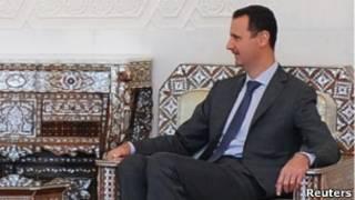 Президент Сирии Башар Асад