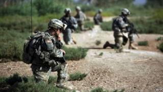 سربازان آمریکایی درعراق