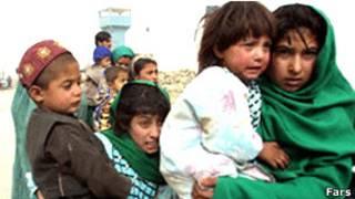 ایران کې افغان کډوال