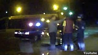 Запись видеорегистратора автомобилиста, который утверждает, что его избил начальник ГИБДД Приморья Александр Лысенко