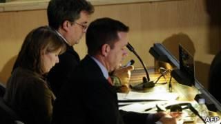 Делегация США на сессии ЮНЕСКО