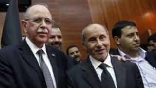 लीबिया अंतरिम सरकार