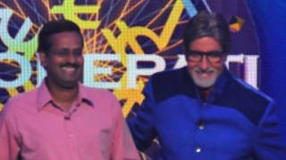 अमिताभ बच्चन के साथ अनिल कुमार