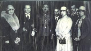 امان الله خان و مصطفی کمال اتاتورک