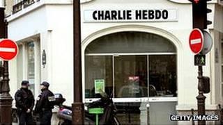 चार्ली हेब्दो