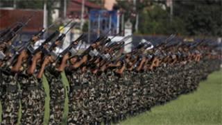 नेपाली सैनिक