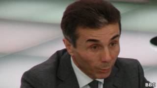 грузинский меценат и миллиардер Бидзина Иванишвили