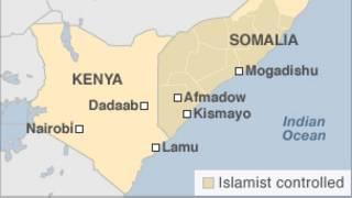 Akavuyo mu nteko ya Somalia