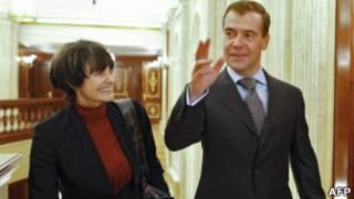 Калми-Рей и Медведев