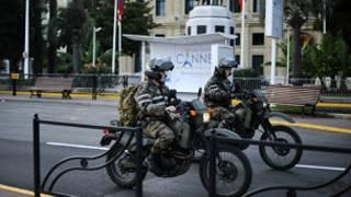 قوات أمن فرنسية