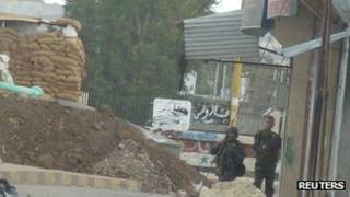 نیروهای امنیتی سوریه