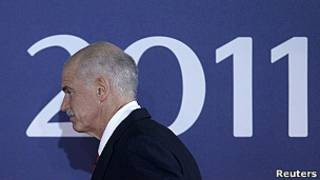 George Papandreou. Foto: Reuters