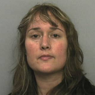 Sophie Sánchez (Foto: Divulgação/ Thames Valley Police)