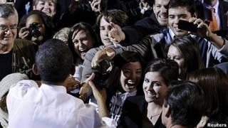 Acto de Obama en octubre en la Universidad de Colorado, en Denver.