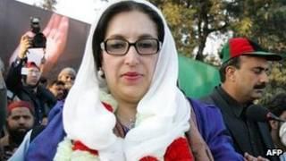 Benazir Bhutto (AFP/Arquivo)