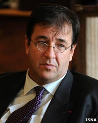 سفیر فرانسه