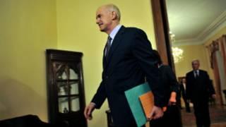 Waziri Mkuu wa Ugiriki George Papandreou