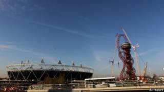 Stadion Olimpiade London 2012