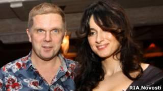 Андрей Колесников и Тина Канделаки