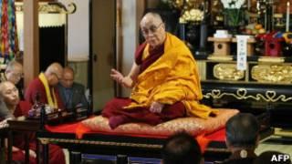 دالایی لاما، رهبر معنوی در تبعید تبت