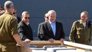 Эхуд Барак и Биньямин Нетаньяху