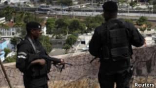 Polícia no Rio