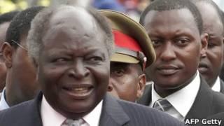 Perezida Mwai Kibaki