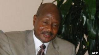 Presida Yoweri Museveni