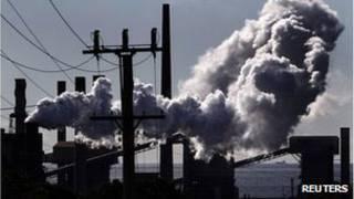 ऑस्ट्रेलिया में प्रदूषण
