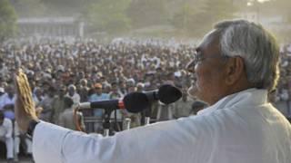 नीतीश की दिल्ली रैली