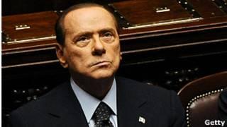 Berlusconi. Getty