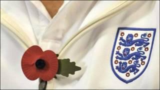 国际足联禁英格兰球员在友谊赛中戴罂粟