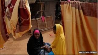 Somalis in Dadab