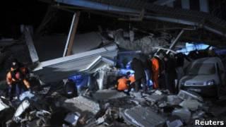Terremoto na Turquia. Reuters